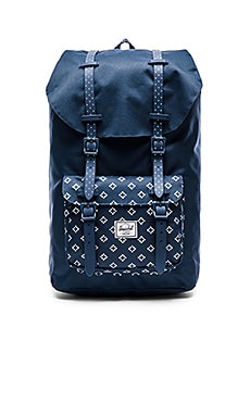 Herschel Supply Co. Little America in Division & Navy