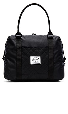 Herschel Supply Co. Strand Quilted in Black