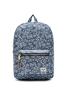 Herschel Supply Co. Mid Volume Settlement in Floral Chambray