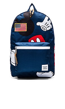 For Disney Settlement in Navy & Mickey