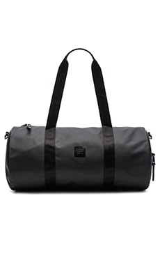 Herschel Supply Co. Studio Collection Sutton Mid Tarpaulin in Black