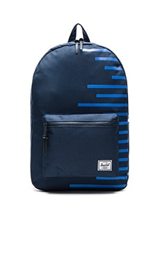 Herschel Supply Co. Settlement in Navy & Cobalt Stripes