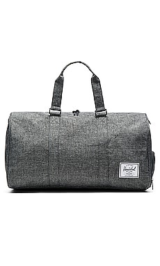 Herschel Supply Co. Novel in Raven Crosshatch