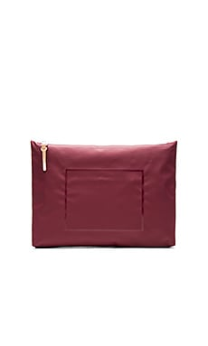 Herschel Supply Co. Studio Collection Folio XL in Tarpaulin Windsor Wine