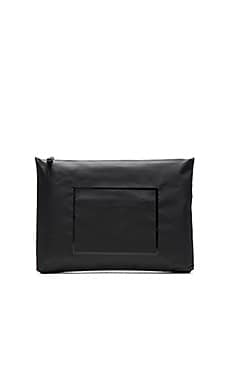 The Studio Collection Folio XL in Tarpaulin Black & Black