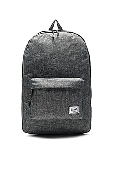 Herschel Supply Co. Classic in Raven Crosshatch