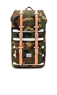 Рюкзак little america - Herschel Supply Co. 10014 01457
