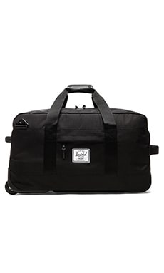 Herschel Supply Co. Wheelie Outfitter in Black