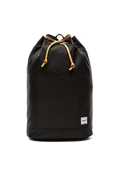 Herschel Supply Co. Hanson in Black