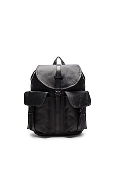 Herschel Supply Co. Montauk Dawson in Black & Black