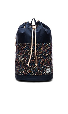 Herschel Supply Co. x Liberty of London Hanson in Navy Donna