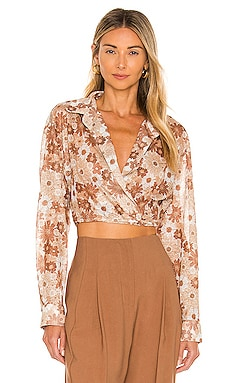 Vanessa Shirt Hansen + Gretel $169 NEW