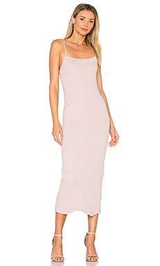 Kri Dress in Pale Pink