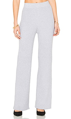 Whit Pant in Light Heather Grey