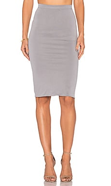 Reagan Skirt in Grey