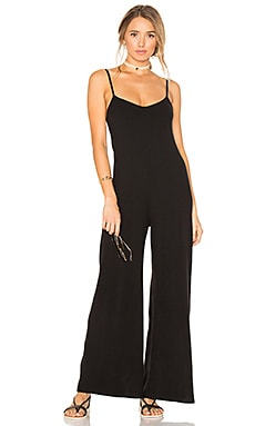 Charlotte Jumpsuit in Black