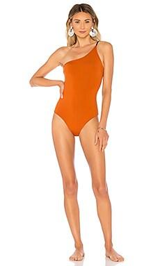 Купить Слитный купальник - HAIGHT., Слитные купальники, Бразилия, Тёмно-оранжевый