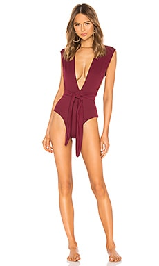 Band V Crepe One Piece HAIGHT. $212 BEST SELLER