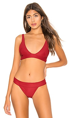 V Bikini Top HAIGHT. $76