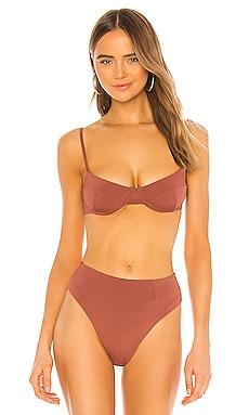 X REVOLVE Vintage Bikini Top HAIGHT. $114 NEW ARRIVAL