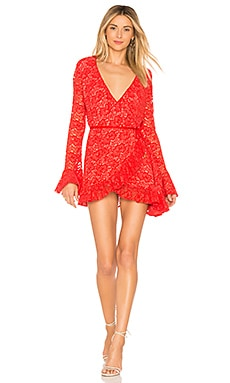 Wrap Star Dress Hot As Hell $139