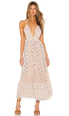 I'll Take You Farrer Dress HAH $398 NEW ARRIVAL