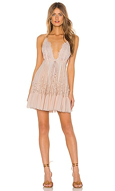 MINIVESTIDO TOO FAR GONE HAH $114