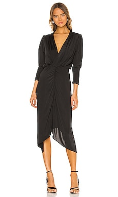 Rouched Dress HAH $153