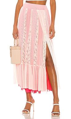 Far Out Skirt HAH $45 (FINAL SALE)