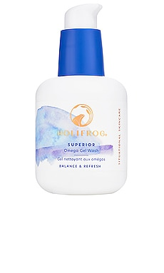 Superior Omega Nutritive Gel Wash HoliFrog $36 BEST SELLER