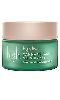 High Five Cannabis Facial Moisturizer high beauty $40