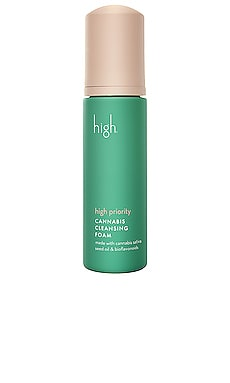 High Priority Cannabis Foaming Cleanser high beauty $28