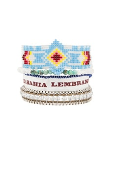 HiPANEMA Maldives Bracelet in Multi