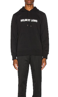 SWEAT À CAPUCHE LAWS Helmut Lang $275