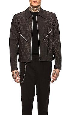 Unlined 3M Classic Zip Jacket Helmut Lang $445