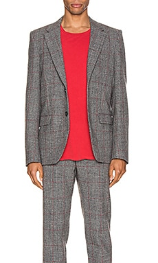 Prince of Wales Blazer Helmut Lang $314