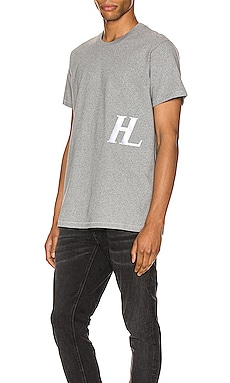 HL Logo Tee Helmut Lang $195