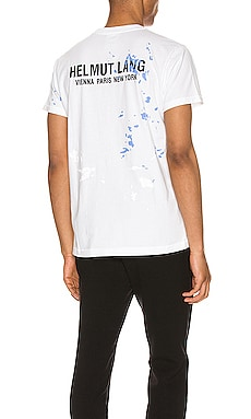그래픽 티셔츠 Helmut Lang $210