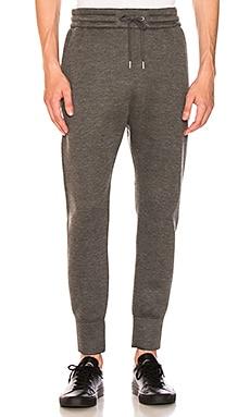 Curved Leg Track Pant