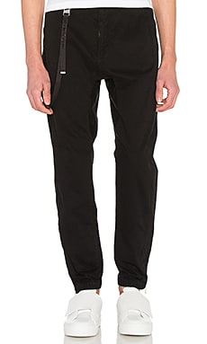 Curved Leg Track Pant Chino