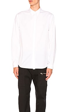 Detached Long Sleeve Shirt