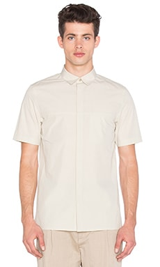 Seamed S/S Shirt