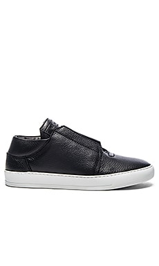 Helmut Lang Low Top in Black