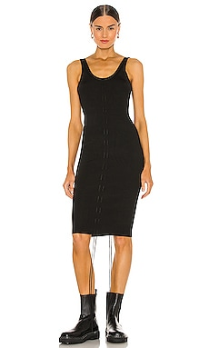 Lacing Dress Helmut Lang $450