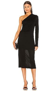 One Sleeve Dress Helmut Lang $310