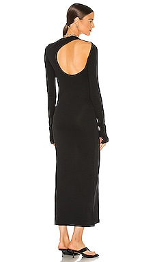 Back Cutout Dress Helmut Lang $295 Collections