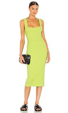 Contour Dress Helmut Lang $425