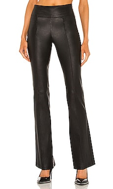Leather Bootcut Pant Helmut Lang $1,095 Sustainable