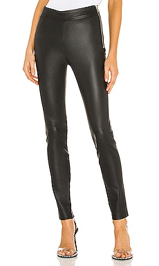 Zip Leather Legging Helmut Lang $697 Collections
