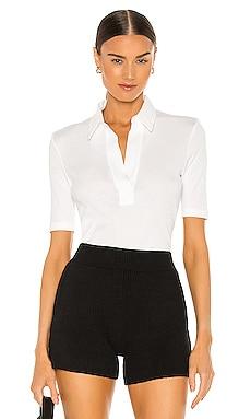 Skinny Polo Shirt Helmut Lang $160